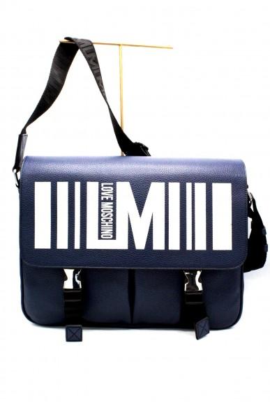 Moschino Borse - Uomo Blu Fashion