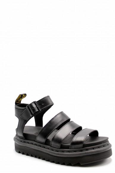 Dr. martens Sandali F.gomma Blaire sandal Donna Nero Fashion