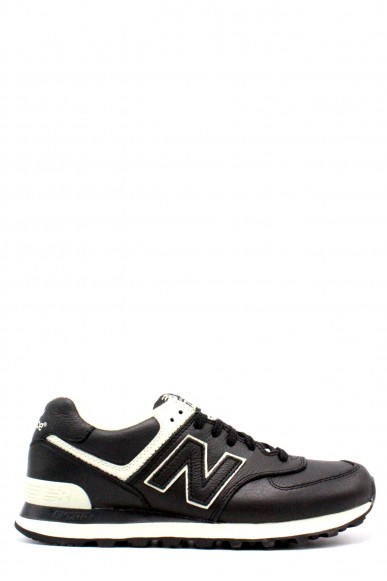 New balance Sneakers F.gomma 39-46 ml 574 Uomo Nero Sportivo