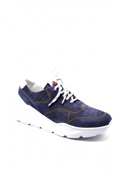 Exton Sneakers F.gomma 40/45 237 made in italy Uomo Jeans Fashion