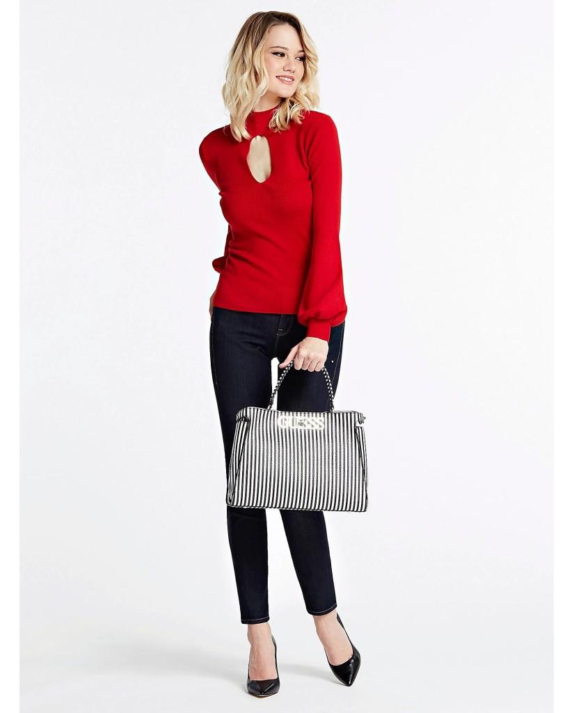 Guess Borse   Uptown chic lrg trnlock stchl Donna Fashion