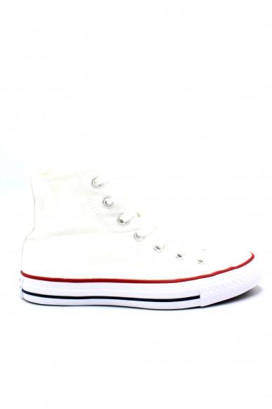 Converse Sneakers F.gomma Chuck taylor classic Unisex Bianco Sportivo