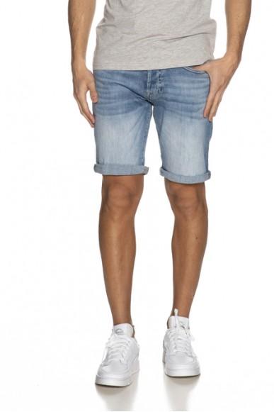 Guess Bermuda   Sonny short Uomo Blu Fashion