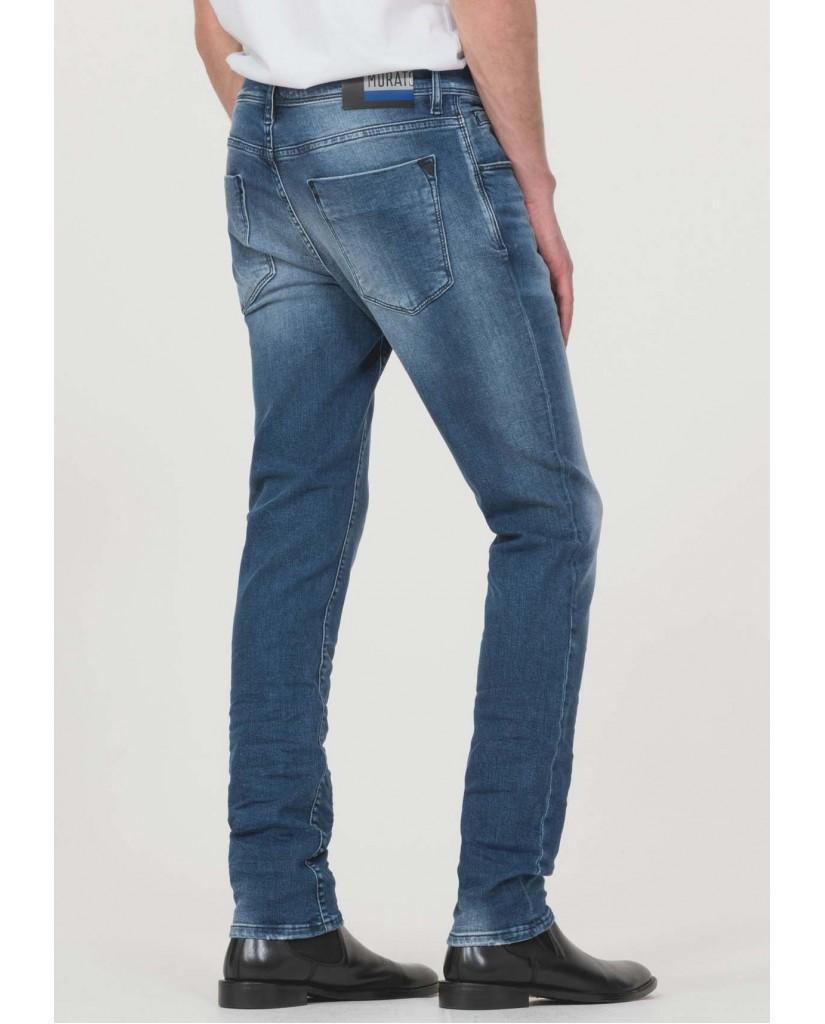 Antony morato Pantaloni   Jeans skinny barret Uomo Blu Fashion