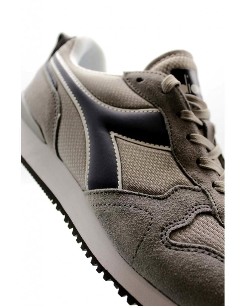 Diadora Sneakers F.gomma Olympia Uomo Grigio Sportivo