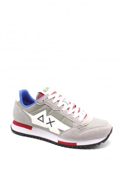 Sun68 Sneakers F.gomma 40-46 Uomo Grigio Sportivo