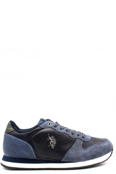 Us polo Sneakers F.gomma 40-46 sheridan club Uomo Blu Casual