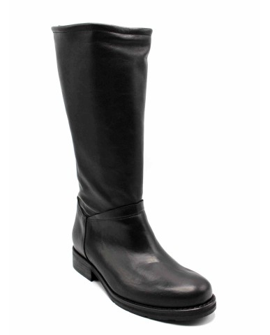 Stelio malori Stivali F.gomma 36-40 Donna Nero Fashion