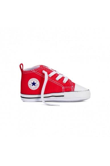 Converse Sneakers F.gomma 17/19 Bambino Rosso Sportivo