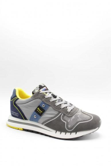 Blauer Sneakers F.gomma Quartz01 Uomo Grigio Fashion