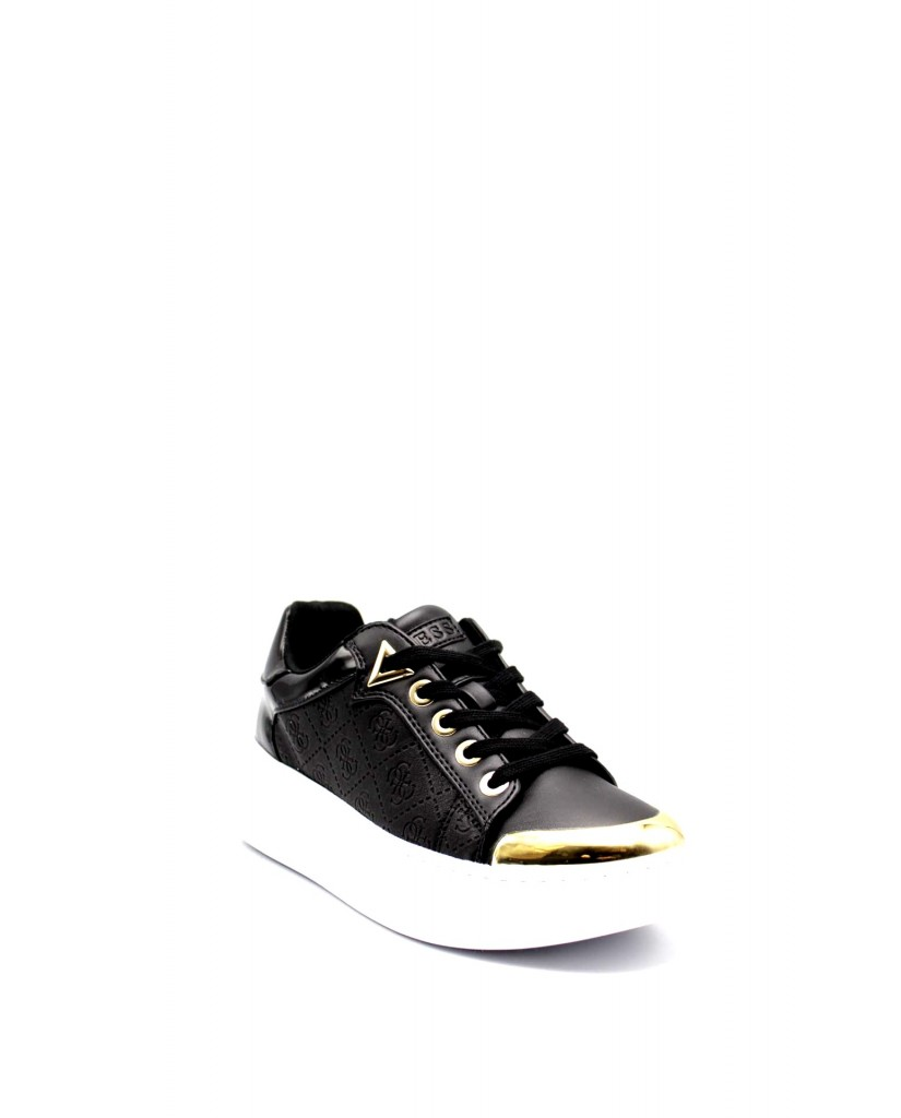 Guess Sneakers F.gomma I-brandyn-eu Donna Nero Fashion