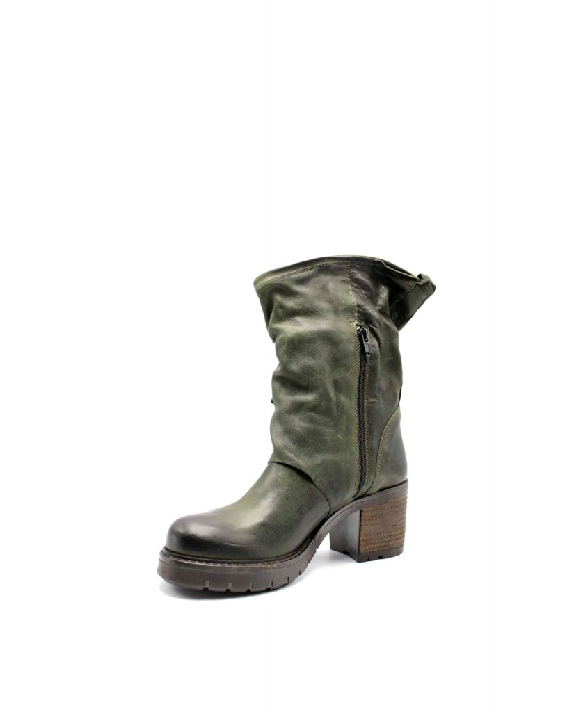 Euroshoes Tronchetti F.gomma F45 made in italy Donna Verde Fashion