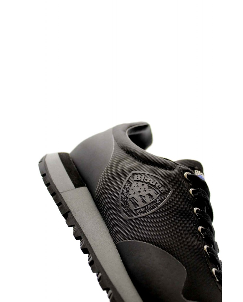 Blauer Sneakers   Denver03 Uomo Nero Fashion