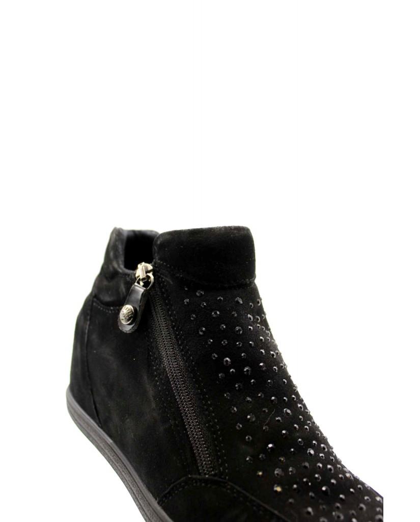 Enval soft Sneakers F.gomma D ph 62859 Donna Nero Casual