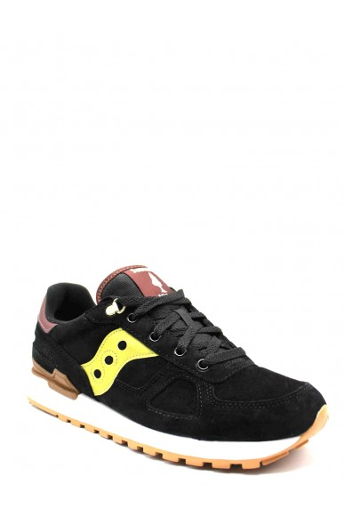 Saucony Sneakers F.gomma Shadow original Uomo Nero Casual