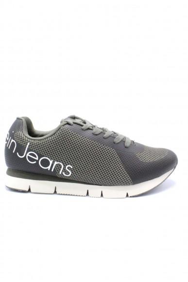 Calvin klein Sneakers F.gomma 39/46 jack Uomo Militare Fashion