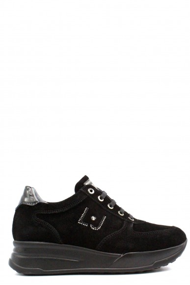Liu.jo Sneakers F.gomma 35-40 Donna Nero Fashion