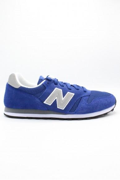 New balance Sneakers F.gomma 373 classics Uomo Blu Sportivo