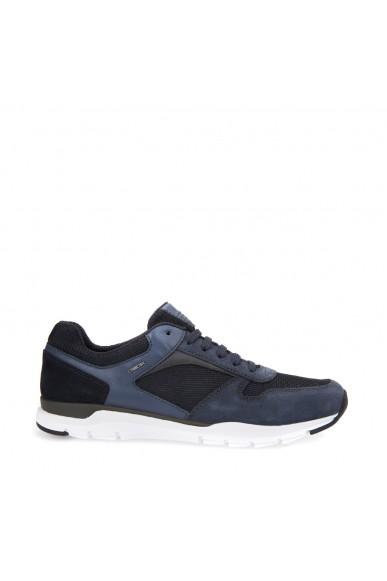 Geox Sneakers F.gomma Calar Uomo Navy/lt navy Casual