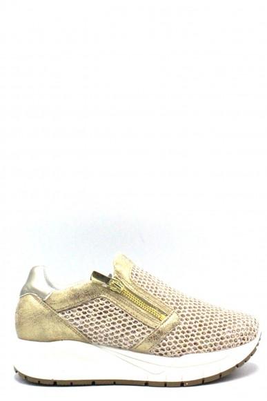 Igieco Sneakers   Donna Platino Fashion