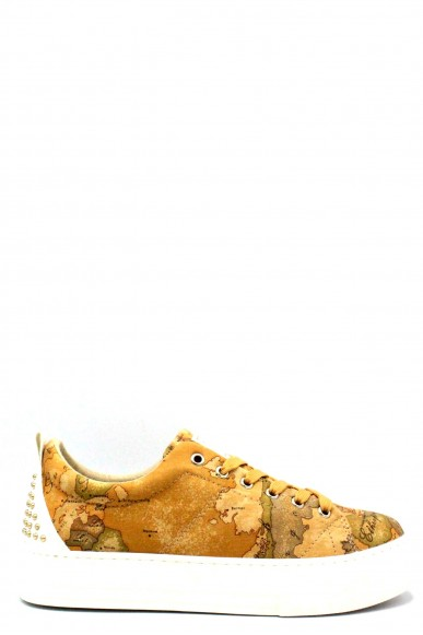 1^classe  Sneakers F.gomma 35/40 0087/0034 Donna Beige Fashion