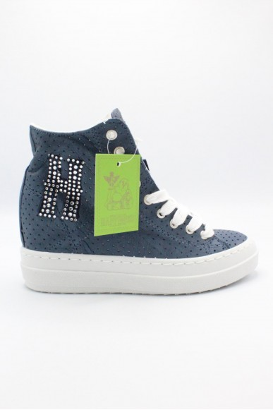Happiness Sneakers F.gomma 36/41 Donna Blu Fashion