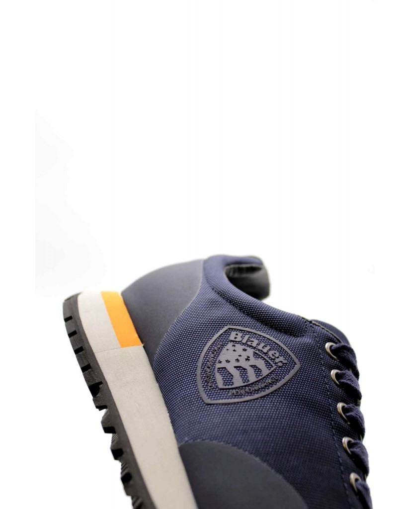 Blauer Sneakers   Denver03 Uomo Blu Fashion
