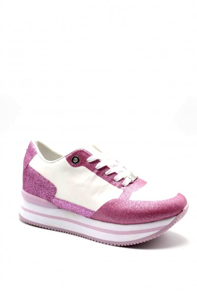 Apepazza Sneakers F.gomma Reyes Donna Rosa Fashion