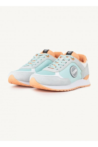 Colmar Sneakers F.gomma Travis colors Donna Blu Fashion