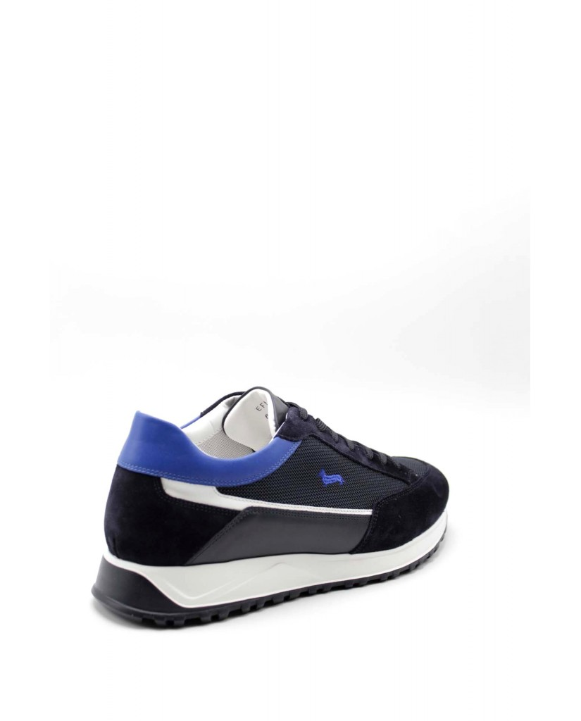 Harmont-blaine Sneakers F.gomma 40/45 Uomo Blu Fashion