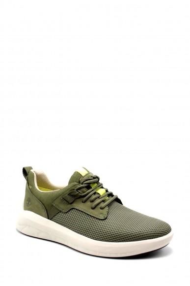 Timberland Sneakers F.gomma Bradstreet ultra sport oxford Uomo Verde Fashion