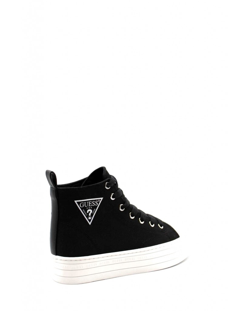 Guess Sneakers F.gomma Bokan/stivaletto (bootie)/fabr Donna Nero Fashion
