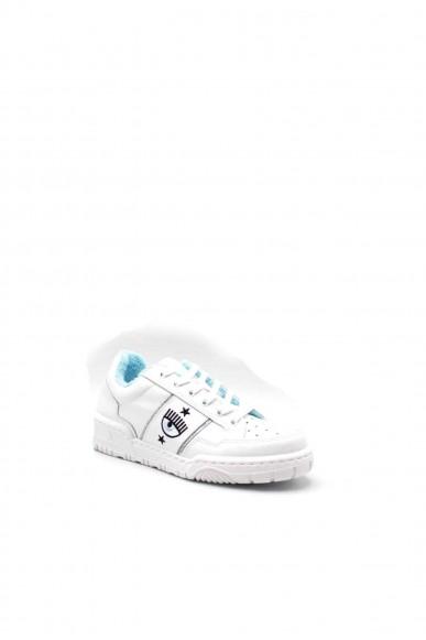 Chiara ferragni Sneakers Donna Bianco Fashion