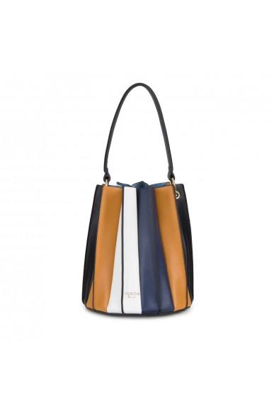 Tosca blu Borse   Secchiello ventaglio lilla' tosca b Donna Multicolor Casual