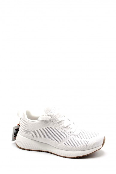 Skechers Sneakers F.gomma 36-41 31347 Donna Bianco Casual