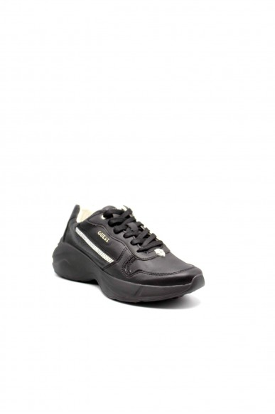 Guess Sneakers F.gomma Viterbo Uomo Nero Fashion