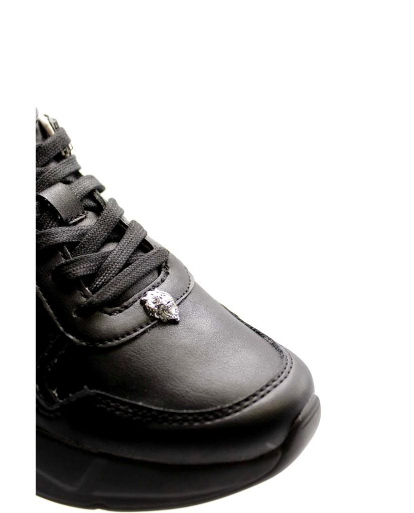 Guess Sneakers F.gomma Viterbo Uomo Nero Fashion