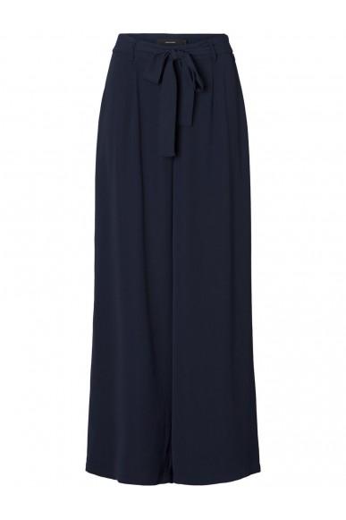 Vero moda Pantaloni Donna Blu Casual