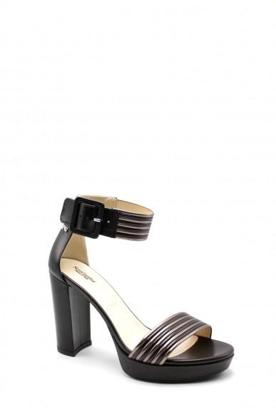 Nero giardini Sandali F.gomma E012203d Donna Nero Fashion