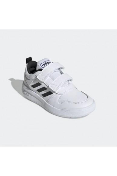 Adidas Sneakers F.gomma Tensaur c Bambino Bianco Fashion