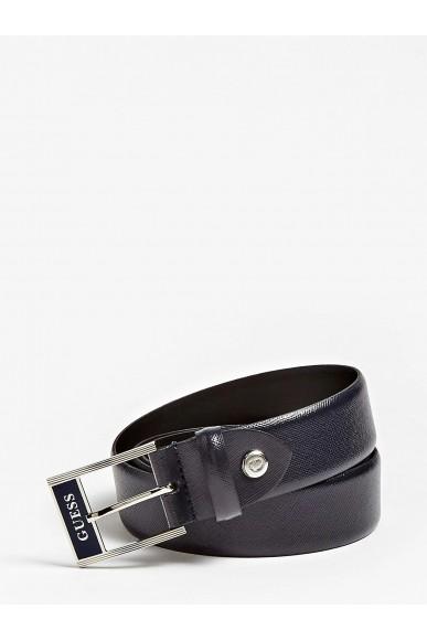 Guess Cinture   Adjustable belt Uomo Nero Fashion