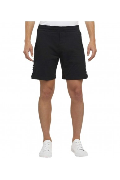 Calvin klein jeans Shorts   Side institutional short Uomo Nero Fashion