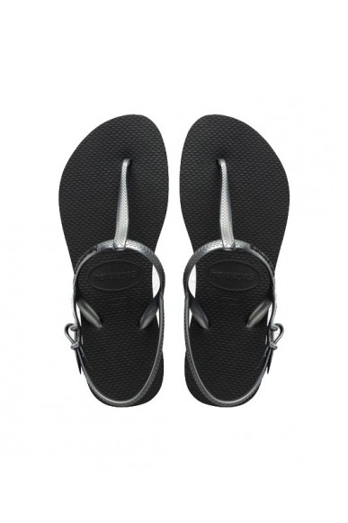 Havaianas Infradito   Hav. freedom Donna Nero Fashion