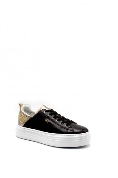 Nero giardini Sneakers F.gomma I117001d Donna Nero Casual