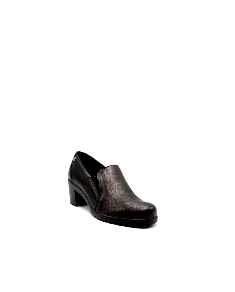 Enval soft Tronchetti F.gomma D dh 62552 Donna Nero Confort