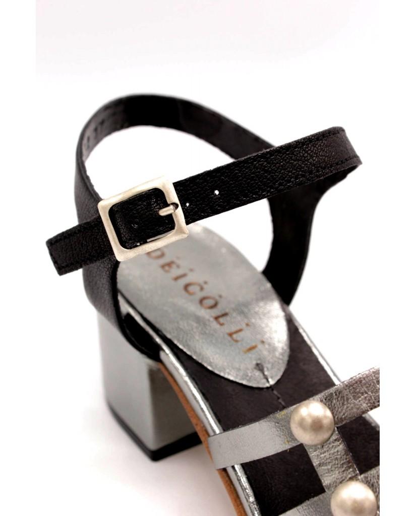Dei colli Sandali Made in italy 1rosso132 Donna C.fucile