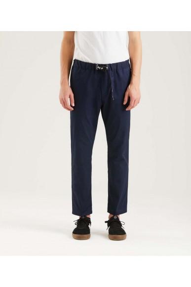 Refrigiwear Pantaloni   Belt trousers Uomo Blu Fashion