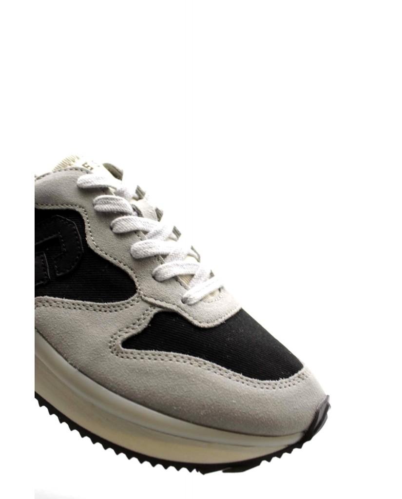 Guess Sneakers F.gomma Made Uomo Grigio Fashion