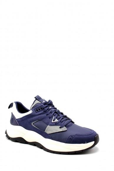 Timberland Sneakers F.gomma Tree racer textile sneaker Uomo Blu Fashion