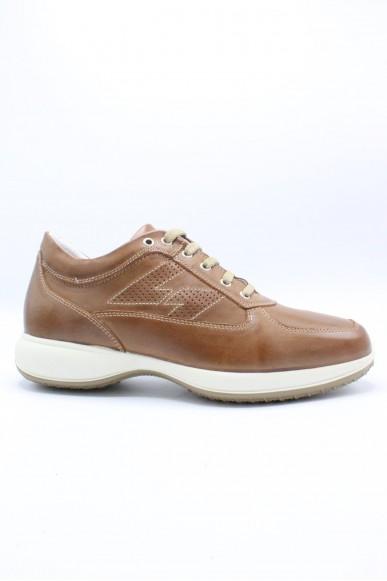 Igieco Sneakers F.gomma 39/46 Uomo Cognac Fashion
